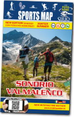 Mappa della Valmalenco